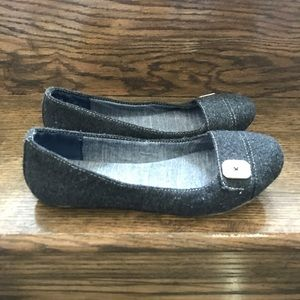 Womens Dr. Scholl's True Comfort Slip on flats 7.5